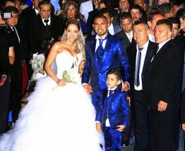 Arturo Vidal Matrimonio