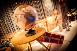 Matrimonio temático, viajes